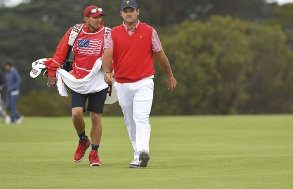 Heckled or not, actions of Patrick Reed's caddie a stain on Presidents Cup