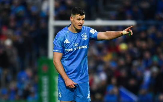 Johnny Sexton likely to miss first two Six Nations games after being ruled out for 8-10 weeks with knee injury