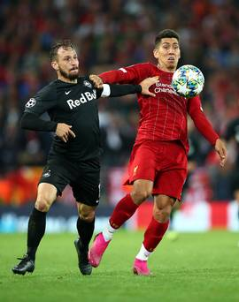 John Aldridge: 'Salzburg have the potential to expose the one weak spot that has dogged Liverpool this season'
