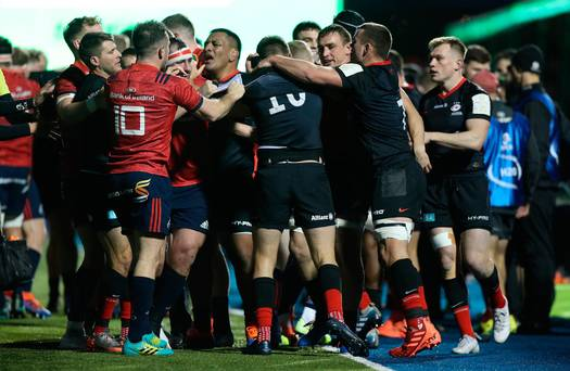 'Something pretty bad was said' – Munster doctor in hot water over alleged remark about Saracens player's weight