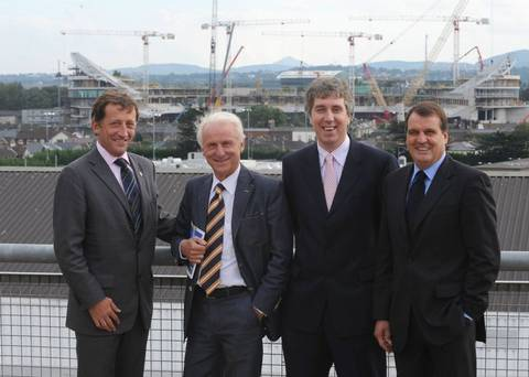 Daniel McDonnell: 'The inside story of Vantage Club – the biggest own goal in FAI history'