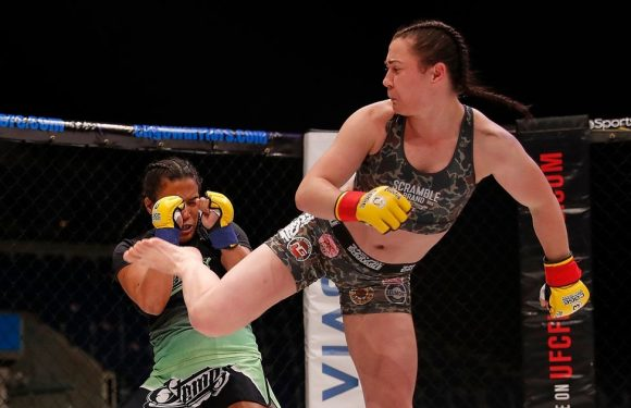 Molly McCann to bid for fourth UFC win in London