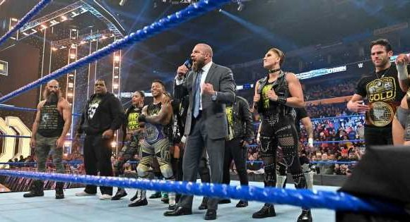 WWE confirm NXT and NXT UK joining Raw and SmackDown on BT Sport