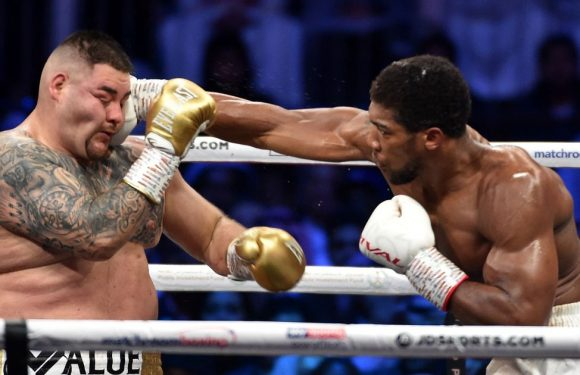 Joshua names boxing legends he is learning from after beating Ruiz Jr