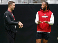 Kingsbury will 'pitch' return to Larry Fitzgerald soon