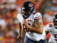 Bears DL Akiem Hicks back to play against Pack