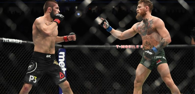 Conor McGregor could fight Khabib Nurmagomedov in rematch next summer