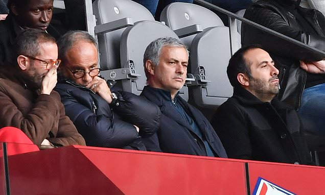 Jose Mourinho insists Luis Campos deal to Tottenham is not up to him