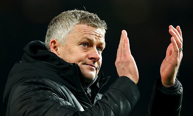 Ole Gunnar Solskjaer 'warns his players he could be sacked this week'