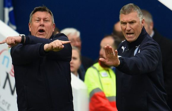 Ex-Leicester boss Craig Shakespeare named as Nigel Pearson's assistant