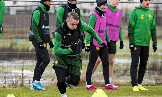 Leigh Griffiths is aiming to step out of the shadows for Celtic