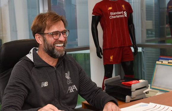 Jurgen Klopp aims to create a dynasty as he pens new deal