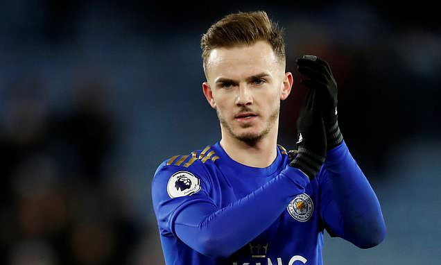 Maddison looks ahead to festive fixtures after Norwich setback