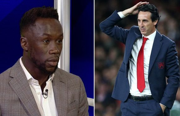 Sagna says Arsenal made a mistake sacking Emery without having a plan