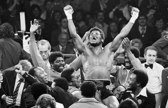 Boxing legend Leon Spinks fighting for life in hospital