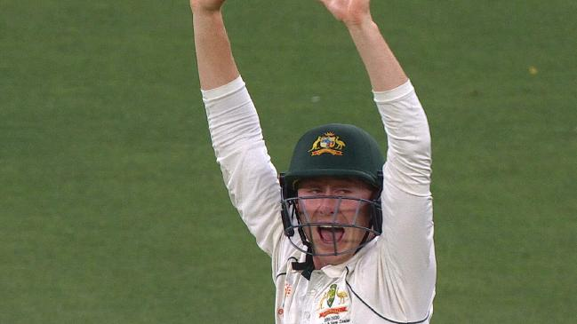 Labuschagne gives 'most exaggerated appeal in the history of the game'