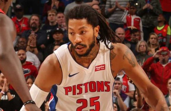 Derrick Rose says self-belief still strong after hitting game-winner to sink Pelicans