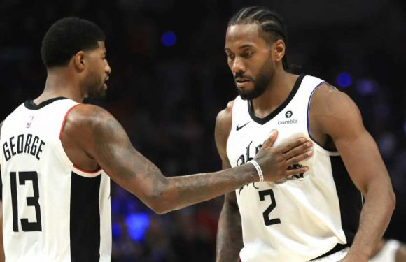 Kawhi Leonard, Paul George both eclipse 40 points on 'special' night for Clippers duo