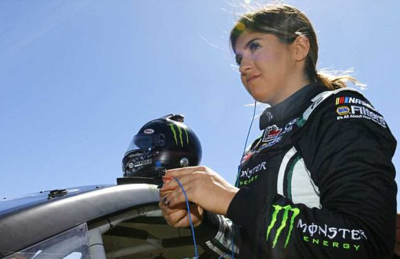 Hailie Deegan takes next step in development as she joins Ford program