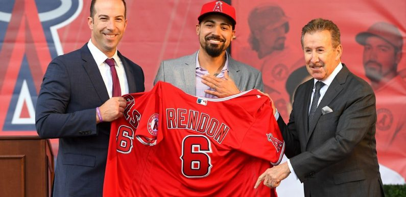 Rendon on Dodgers: 'Hollywood lifestyle' not a fit