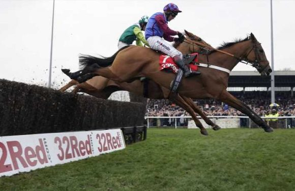 Warren Greatrex waits on La Bague Au Roi decision