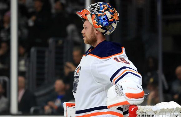 Edmonton Oilers' Mikko Koskinen has established himself as a starting goaltender — and silenced his critics