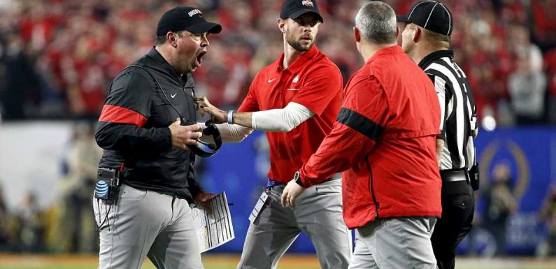 Ohio State victim of bad calls, own blunders in Playoff loss to Clemson