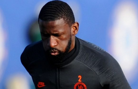 Chelsea's Antonio Rudiger in contention to face Lille, Fikayo Tomori ruled out by Frank Lampard