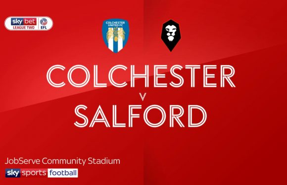 Colchester 1-0 Salford: Harry Pell nets stoppage-time winner
