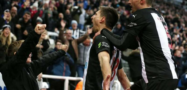 Newcastle target full St James' Park with ticket offer