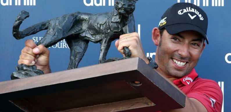 Pablo Larrazabal takes inspiration from Tiger Woods to snatch win