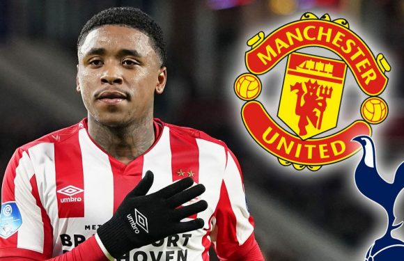 Tottenham to sign £25m Steven Bergwijn after Man Utd lose out in transfer scrap