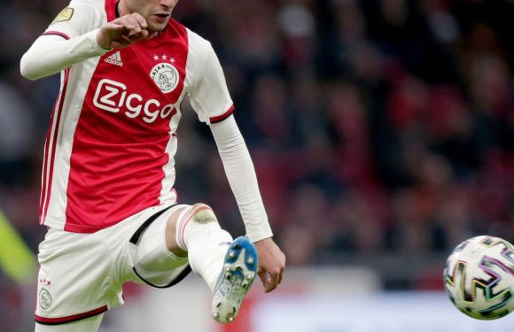 Chelsea and Man Utd on transfer collision course for Ajax star Hakim Ziyech
