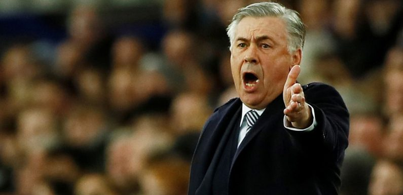 Carlo Ancelotti loves his new Everton song – and can't wait to sing it