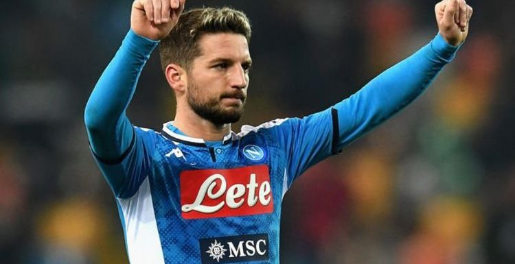 Chelsea signing Dries Mertens will spark late transfer business with exit already agreed
