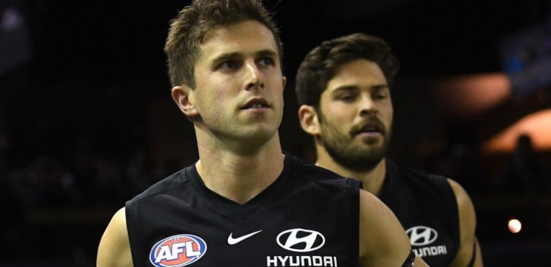 Injured Murphy sent for scans