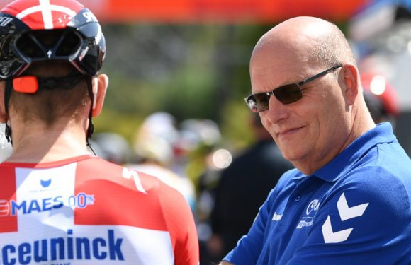 'Second chance': Bjarne Riis' return divides cycling