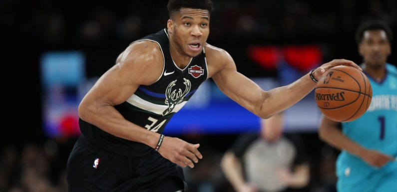 Antetokounmpo leads Bucks to victory in NBA's Paris debut