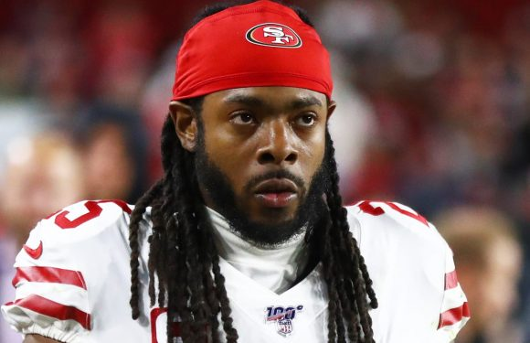 Richard Sherman's hate for Jim Harbaugh lives on: 'Nothing to mend'