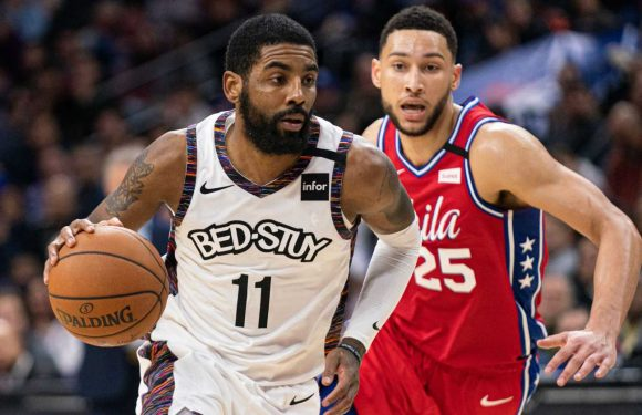 Kyrie Irving says Nets have 'glaring' needs, even with Kevin Durant coming back next year