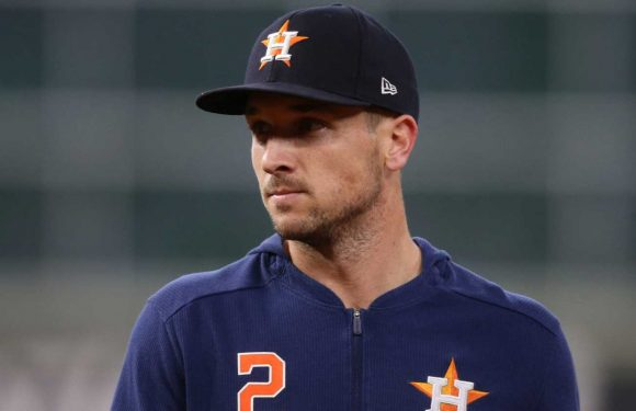 Alex Bregman says Houston Astros did not wear wires or buzzers, calls allegations 'stupid'