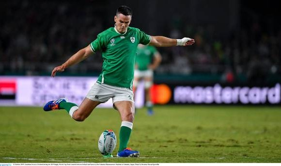 Johnny Sexton named new Ireland captain as Andy Farrell selects five uncapped players in Six Nations squad