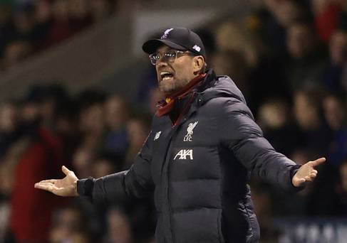 'It will be the kids who play that game' – Liverpool to field U-23 team for FA Cup replay