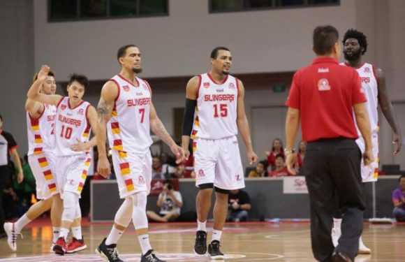 Basketball: Singapore Slingers slump to home defeat against Mono Vampire