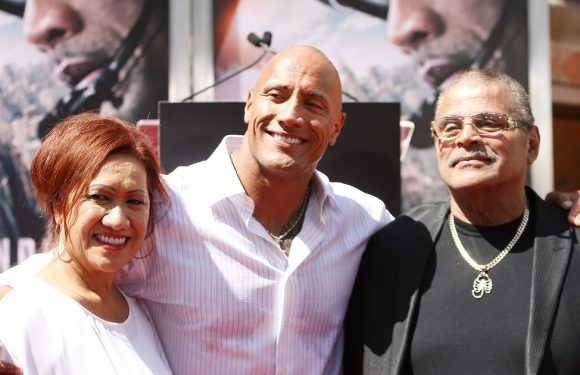 The Rock breaks social media silence with emotional tribute to dad Rocky Johnson