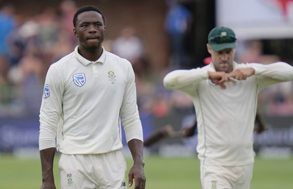 Rabada's ban for showing emotion against England is just not cricket
