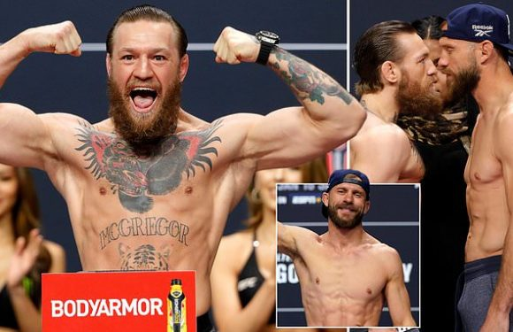 Conor McGregor vs Donald Cerrone LIVE: UFC 246 updates from Las Vegas
