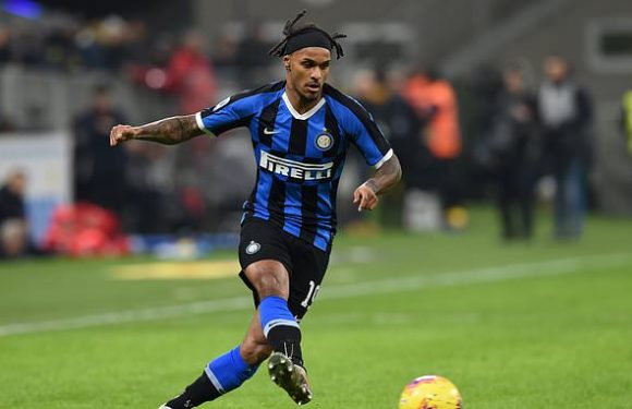 Newcastle have 'made an agreement to loan Inter's Valentino Lazaro'