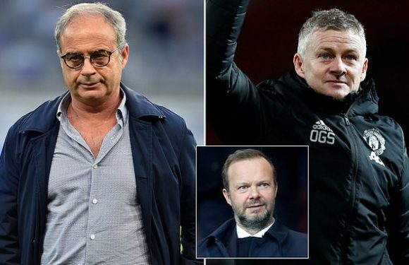 Manchester United 'closing in on Luis Campos as director of football'