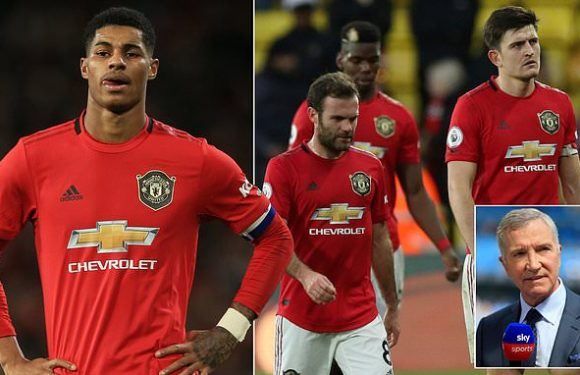 Souness slams United for their inconsistency ahead of Liverpool clash